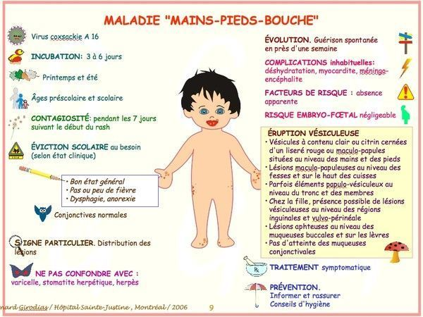 Super maladies infantile JJ71